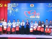 阮氏金银等国家领导人继续开展春节走访慰问活动