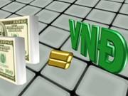 28日越盾兑美元中心汇率下降25越盾
