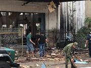 菲律宾教堂爆炸事件: IS宣称对该爆炸案负责