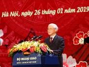 为了国家发展事业 动员海外侨胞力量