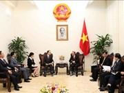 促进越韩战略合作伙伴关系发展