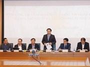 王廷惠:河内市应改变对外资吸引和利用工作的思维