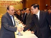 政府总理阮春福:党和国家一向重视知识分子和科学家们的地位和作用