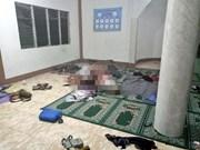 菲律宾南部一伊斯兰教堂遭袭击