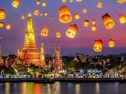 泰国接待游客人数破纪录