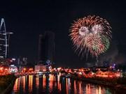 胡志明市喜迎新春活动频繁
