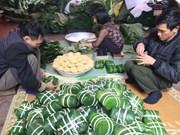 过年包粽子——越南民族的传统文化