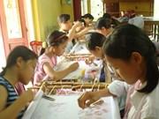 国际世界展望会向越南广治省提供数百万美元的援助