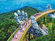 岘港金桥——岘港市旅游业新亮点