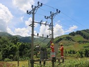 越南全面完成向100%个乡供电