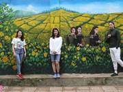 西原壁画街 ——2019己亥春节的新娱乐目的地