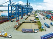 西贡新港力争2019年集装箱吞吐量达500万标准箱