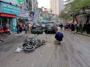 春节假期第五天发生27起交通事故 死亡人数达19人