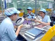 越南各工业园区企业入住率超过73%