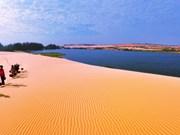 越南旅游:将平顺省美奈列入亚太地区前列目的地榜单