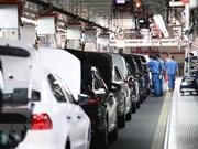 2018年越南汽车制造业实现突破
