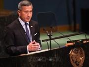 新加坡呼吁马来西亚撤出争议海域