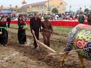 政府副总理张和平出席河南省籍田节