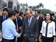 阮春福总理要求将科技成果应用于农业生产活动
