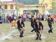 和平省蒙族同胞独具特色的求福节