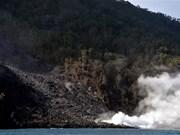 印尼疏散卡兰格唐火山附近地区1000余名居民