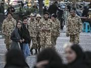 伊朗和印尼抓获许多疑似IS恐怖分子