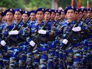 越南政府总理颁布《海警法》和《人民公安法》实施计划
