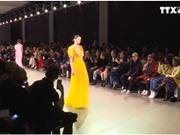 越南服装设计师功智的作品亮相纽约服装周