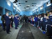 越南期望将夺得第30届东南亚运动会男足和女足冠军