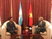 越南驻阿根廷大使:阿根廷总统马克里对越南进行访问将为促进两国关系注入新活力