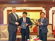越南获美国联邦航空管理局一级航空安全监管能力核准证书
