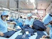 2019年越南纺织服装出口额力争达到400亿美元