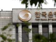 韩国中央银行: 韩国需大力促进与东盟的贸易合作