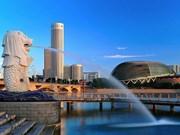 2018年新加坡固定资产投资超过80亿美元