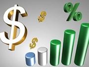 2月19日越盾兑美元中心汇率下降6越盾