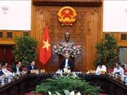阮春福:在气候变化日益严重的背景下继续落实第120号决议是当务之急