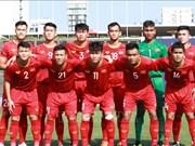 东南亚U22足球锦标赛:越南队以0:0与泰国队持平 名列A组榜首