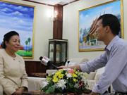 老挝人民革命党中央对外联络部长:越老特殊团结关系将不断向前发展