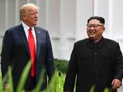 美国专家希望美朝谈判将带来积极和长期的结果