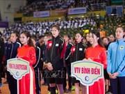 2019年越南联越邮政银行女排锦标赛正式开赛