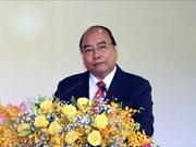 政府总理阮春福出席国内外投资商新春见面会