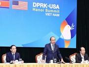 美朝领导人第二次会晤:构建和平  提升地位