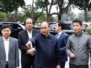 政府总理阮春福第三次对美朝最高领导人第二次会晤准备工作进行检查