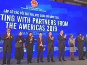 2019年美洲地区伙伴见面会在河内举行