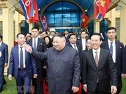 美朝领导人第二次会晤:朝鲜媒体高度评价金正恩访越之行