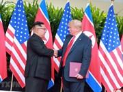 美朝领导人第二次会晤:需要恢复美朝相互信任的氛围
