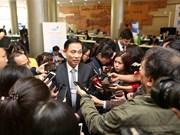 越南外交部副部长黎淮忠:越南努力为地区乃至世界的和平、稳定作出贡献
