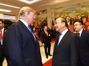 美朝领导人第二次会晤:特朗普感谢越南为美朝领导人会晤做出周密准备