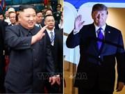 美朝领导人会晤:美国总统证实朝鲜有着巨大的发展潜力