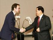 王廷惠副总理:越南政府支持MDCR和OECD报告的制定